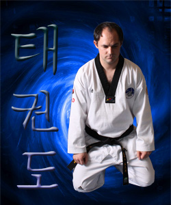 Master Bill Pottle Taekwondo