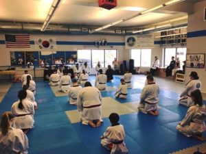 Fall 2016 Black Belt Class