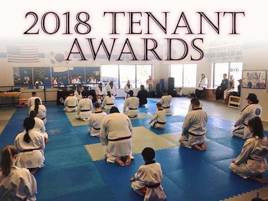 2018 Tenant Awards